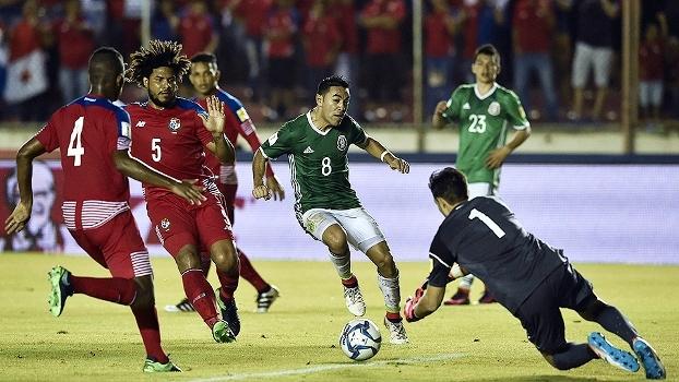 México empata com Panamá e fica em segundo nas Eliminatórias da Concacaf