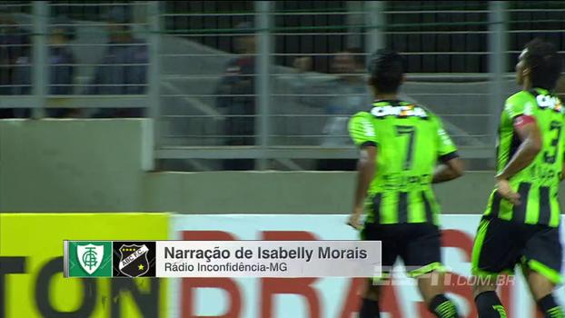 Isabelly Morais se torna primeira mulher a narrar jogo da Série B em rádio mineira; veja e ouça o gol