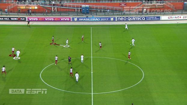 DataESPN destaca organização defensiva na marcação do Fluminense