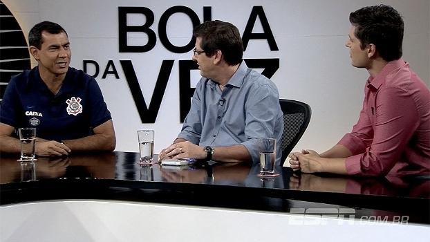 Fábio Carille é o Bola da Vez desta terça, 21h30, na ESPN Brasil e no WatchESPN