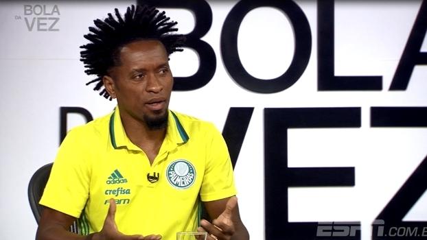 Zé Roberto compara Gabriel Jesus a Dener e Neymar, mas vê foco como diferencial