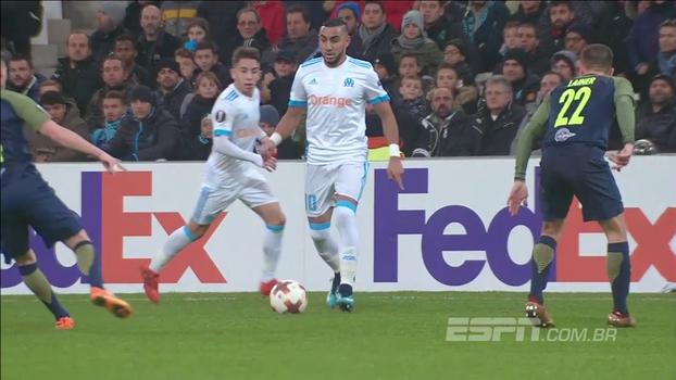 Assista aos melhores momentos do empate entre Olympique de Marselha e RB Salzburg por 0 a 0!