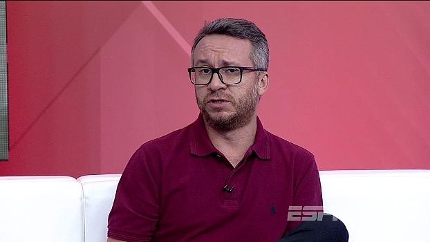 Maurício Barros espera sequência de Renan Ribeiro como titular no São Paulo