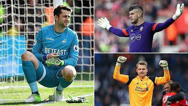 Milagre de Fabianksi, elasticidade de Forster e saída arrojada de Mignolet nas defesaças da Premier League