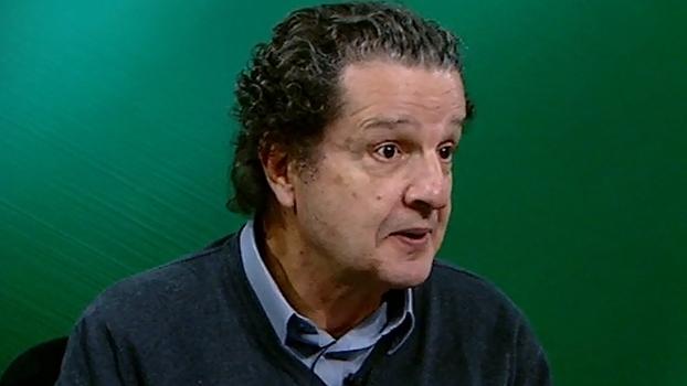 Juca diz que 'Balbuena lembrou o Gamarra' contra o Vitória e aprova Marquinhos Gabriel