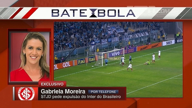 Relatório bomba   STJD fecha investigação e pede expulsão do Inter do  Brasileiro  678aa1099693a