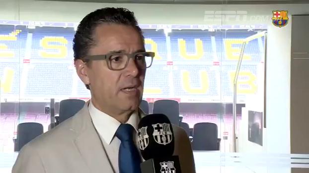 Porta-voz do Barcelona explica situação de Neymar e diz que brasileiro está liberado dos treinos
