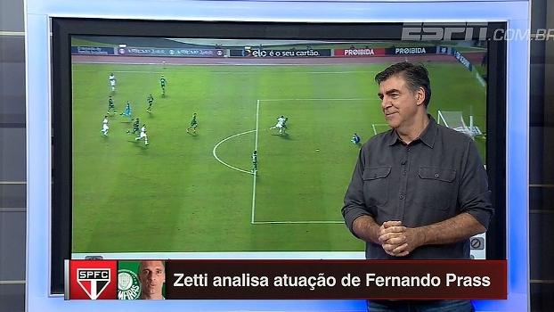 Zetti analisa momento de Fernando Prass e aponta erros em posicionamento