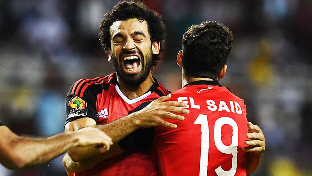 Veja os gols da vitória do Egito sobre o Congo por 2 a 1 pelas Eliminatórias Africanas