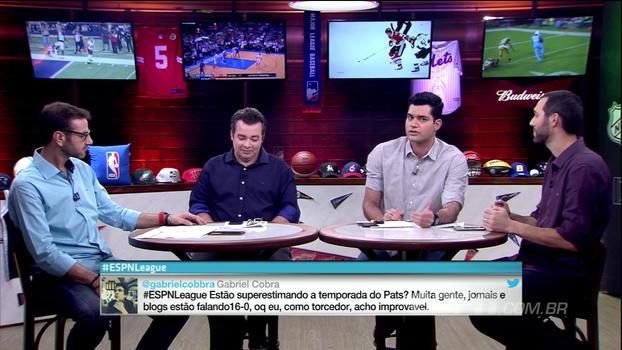 Tom Brady, Derek Carr ou Aaron Rodgers? Veja as opiniões do ESPN League para o prêmio de MVP da NFL