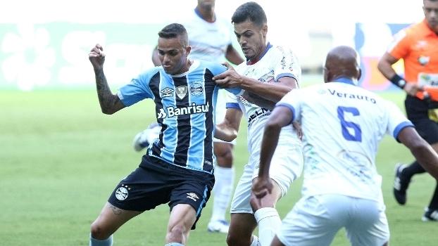 Gaúcho: Gols de Grêmio 1 x 1 Veranópolis