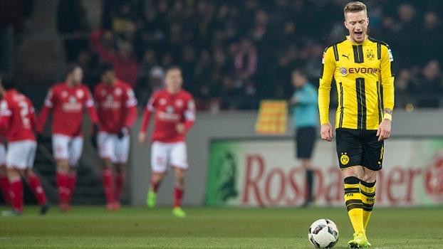 Bundesliga: Melhores momentos de Mainz 1 x 1 Borussia Dortmund