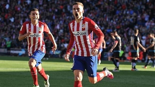 Veja os melhores momentos da vitória do Atlético de Madri sobre o Rayo Vallecano por 1 a 0