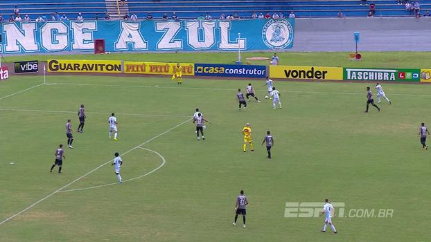 Assista aos gols da vitória do Londrina sobre o Paysandu por 2 a 0!