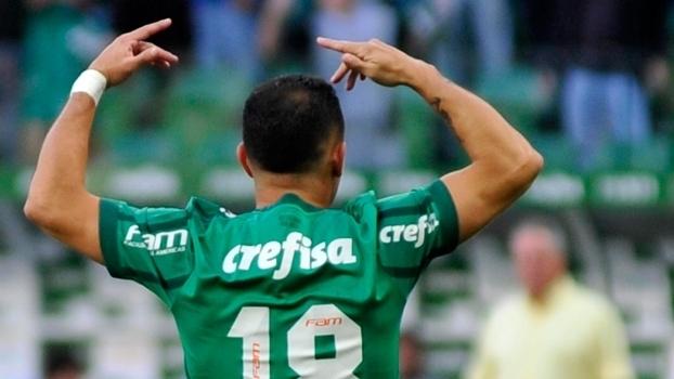 Brasileiro: Gols de Palmeiras 3 x 1 Fluminense