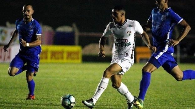 Copa do Brasil: Gols de Sinop-MT 1 x 3 Fluminense