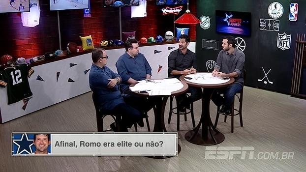 ESPN League fala sobre a aposentadoria de Tony Romo e analisa causas e consequências dessa decisão