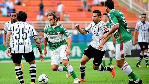 32f60304f4 Brasileiro  Gols de Palmeiras 1 x 1 Corinthians - ESPN