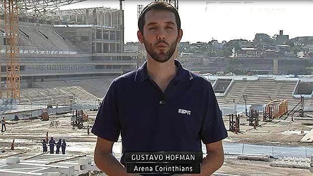 Gustavo Hofman mostra o legado da Copa do Mundo: estádios superfaturados, manifestações e corrupção