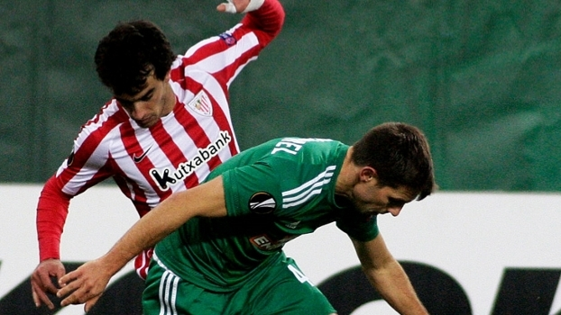 Athletic Bilbao busca empate e vai ao topo do grupo após jogo do Genk ser adiado