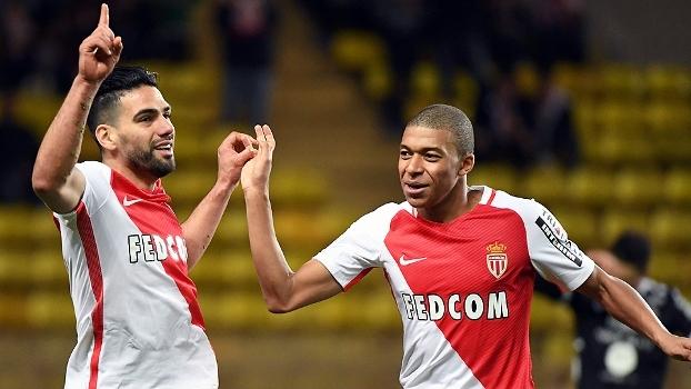 Francês: Melhores momentos de Monaco 5 x 0 Metz