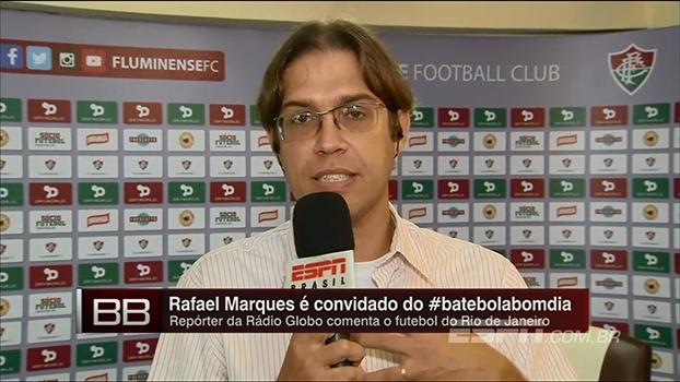 Repórter da Rádio Globo analisa as mudanças no ambiente do Fluminense após a chegada de Levir