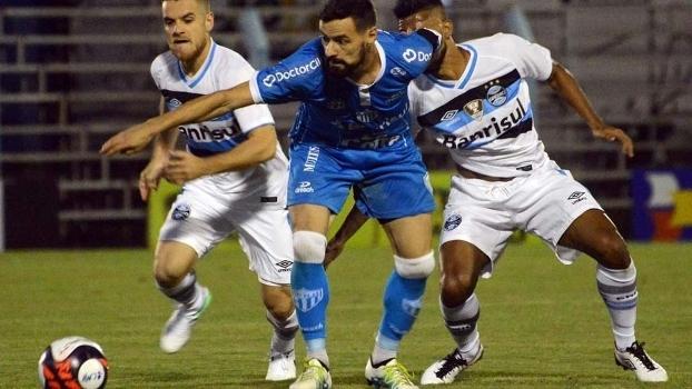 Gaúcho: Gols de Novo Hamburgo 1 (7) x (6) 1 Grêmio