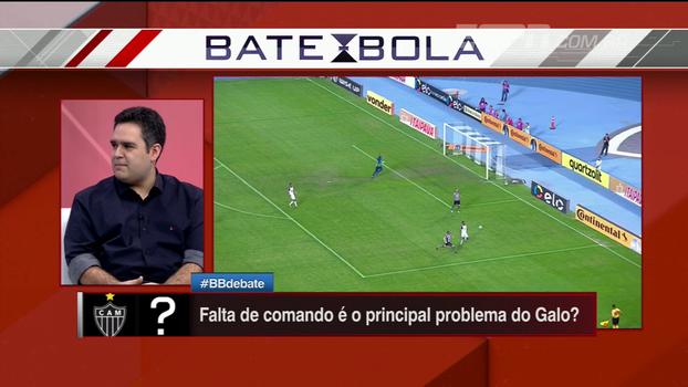 'Presidente joga fora o que se construiu no Atlético-MG', Léo Bertozzi critica gestão no clube