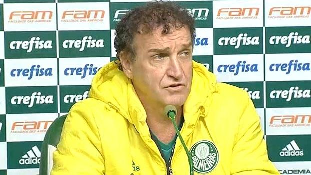 Cuca reclama de novo formato da Libertadores e pede 'calendário europeu'