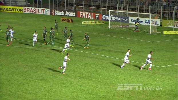 Assista ao gol da vitória do Luverdense sobre o Juventude por 1 a 0!
