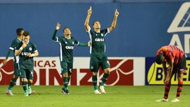 Série B: Gols de Oeste 1 x 2 Goiás
