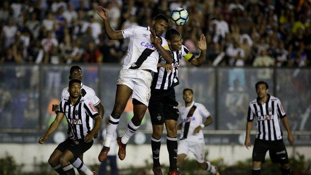 Brasileiro: Gols de Vasco 1 x 1 Atlético-MG