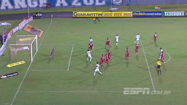 Assista aos gols da vitória do Londrina sobre o CRB por 4 a 1!