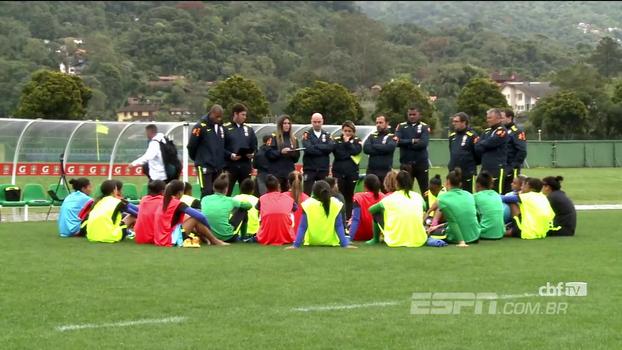 Dentro do turbilhão: o drama da seleção brasileira feminina que briga pela classificação para copa de 2019