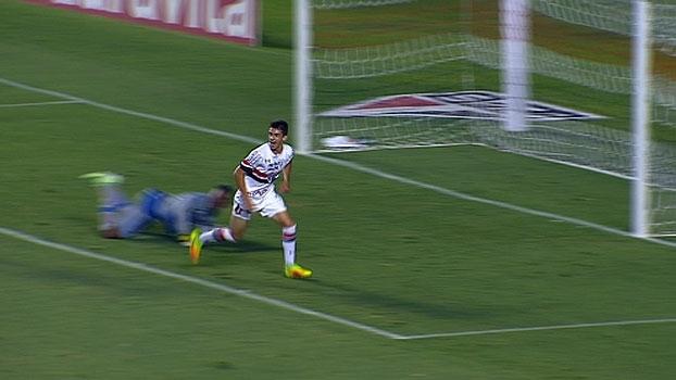 Copa do Brasil Sub-20: Melhores momentos de São Paulo 3 x 1 Bahia