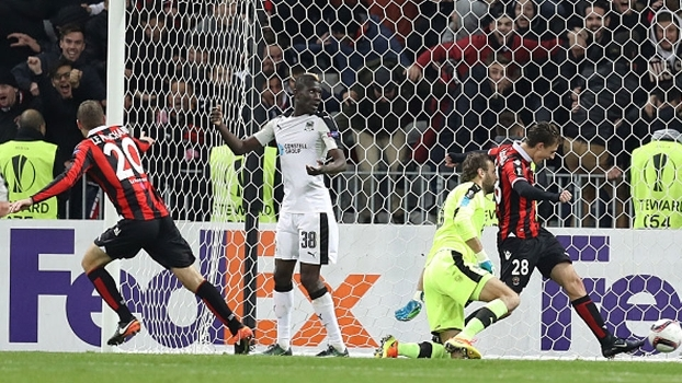 Eliminado, Nice vence Krasnodar, que se classifica na UEFA Europa League