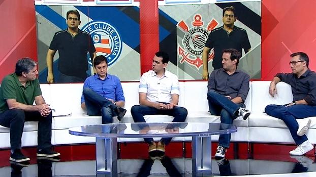 Presidente do Bahia destaca paixão do nordestino por futebol e parabeniza Diego Souza e Hernane