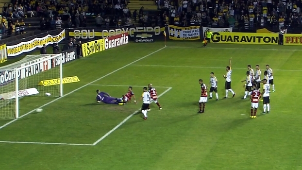 Série B: Gols de Criciúma 1 x 2 Atlético-GO