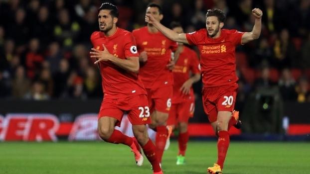 Premier League: Gol de Watford 0 x 1 Liverpool