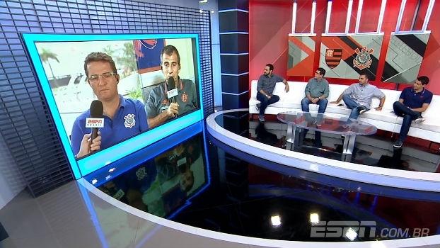 Técnicos de Flamengo e Corinthians não se preocupam com desfalques para o jogo pela Copinha