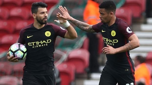 Veja os gols do empate em 2 a 2 entre Middlesbrough e City