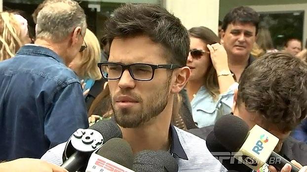 Filho de Caio Jr. agradece apoio e homenagens: 'Foi muito bonito'