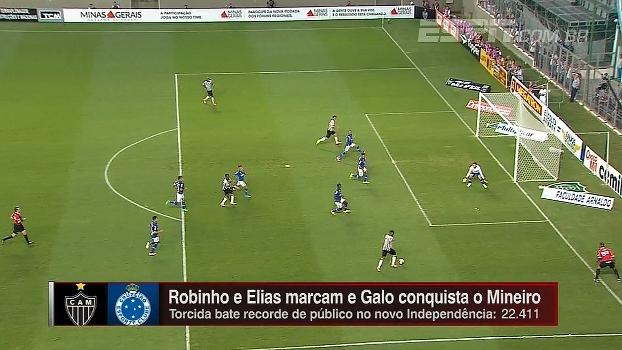 Marra destaca amadurecimento do Atlético-MG: '5 meses de Roger premiados em título'
