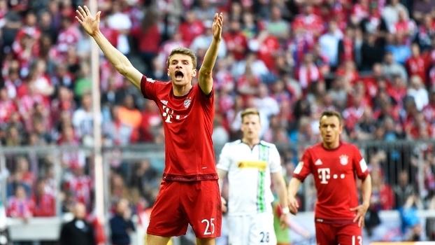 Alemão: Melhores momentos de Bayern de Munique 1 x 1 Borussia Monchengladbach