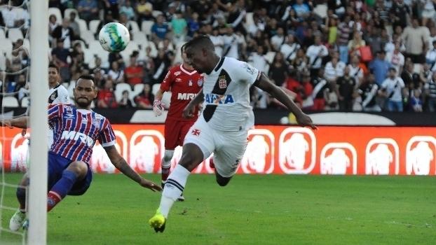 Assista aos gols da vitória do Vasco sobre o Bahia por 4 a 3