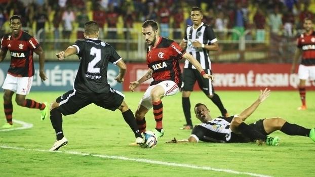 Carioca: Gol de Resende 0 x 1 Flamengo