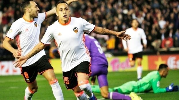 LaLiga: Gols de Valencia 2 x 1 Real Madrid