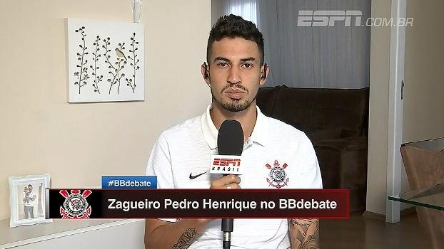 Pedro Henrique lembra empréstimo e fala da volta por cima: 'Tem que saber agarrar as oportunidades'