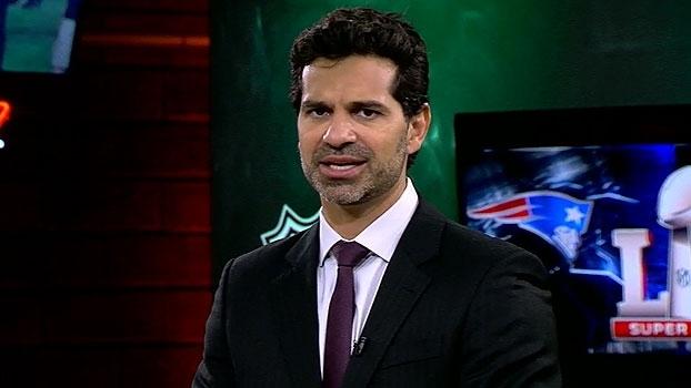 'Sem explicação'; Paulo Antunes destaca feito histórico dos Patriots: 'Só acontecem com Brady e Belichick'
