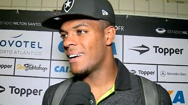 Saulo admite apagão no 2º tempo do Botafogo: 'Não acreditamos nessa derrota'